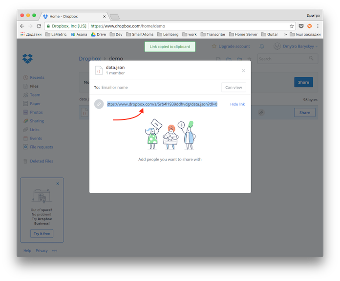 First Indicator App — LaMetric v1 7 7 documentation